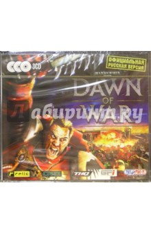 Warhammer 40000. Dawn of War (3CD)