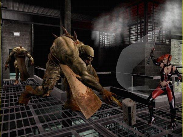 Иллюстрация 1 из 6 для Bloodrayne-2 (DVDpc)   Лабиринт - софт. Источник: Лабиринт