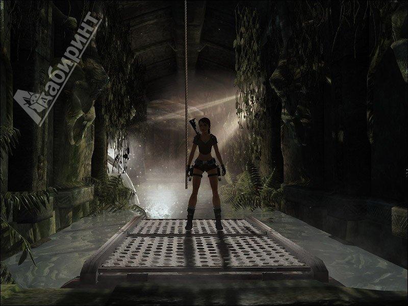Иллюстрация 1 из 9 для Lara Croft Tomb Raider: Legend (PC-DVD)   Лабиринт - софт. Источник: Лабиринт