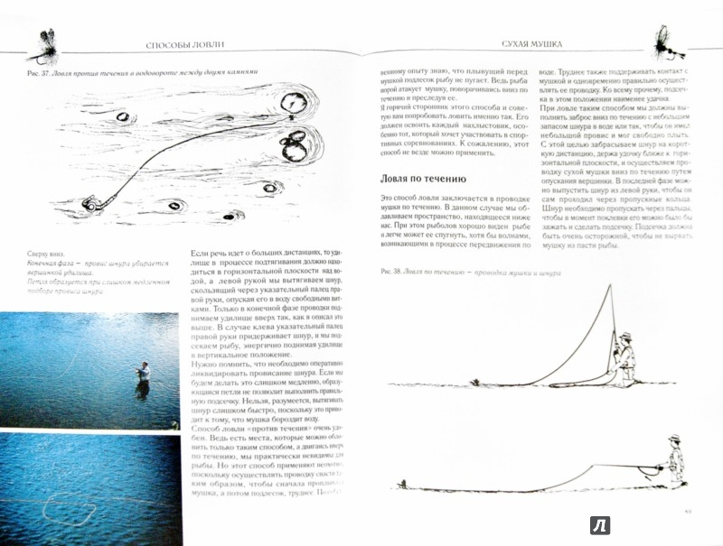 Иллюстрация 1 из 20 для Рыбалка. Ловля нахлыстом - Адам Сикора | Лабиринт - книги. Источник: Лабиринт