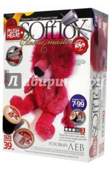 Мягкая игрушка. Розовый лев (457009) жизнь и творчество льва квитко