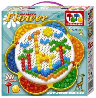 Иллюстрация 1 из 6 для Мозаика 180 элементов | Лабиринт - игрушки. Источник: Лабиринт
