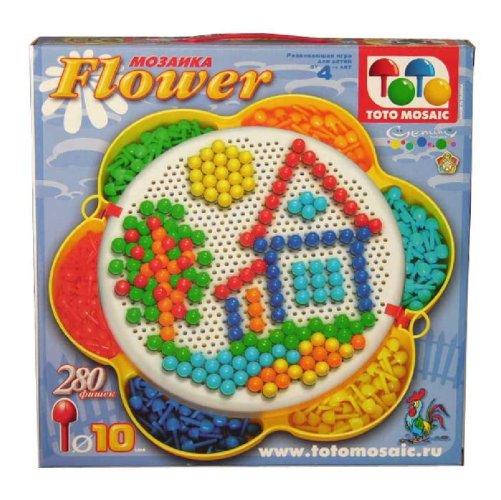 Иллюстрация 1 из 3 для Мозаика 280 элементов | Лабиринт - игрушки. Источник: Лабиринт