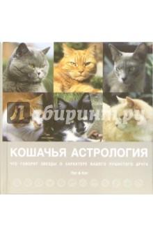 Кошачья астрология. Что говорят звёзды о характере вашего пушистого друга