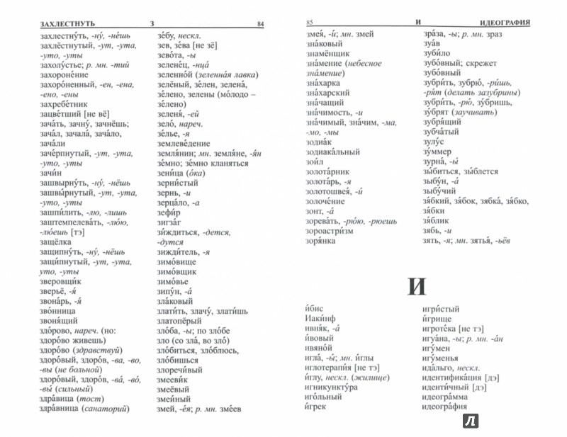 Иллюстрация 1 из 20 для Орфоэпический словарь русского языка | Лабиринт - книги. Источник: Лабиринт