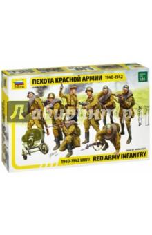 Пехота Красной Армии. 1940-1942 (3526) валентин рунов удар по украине вермахт против красной армии