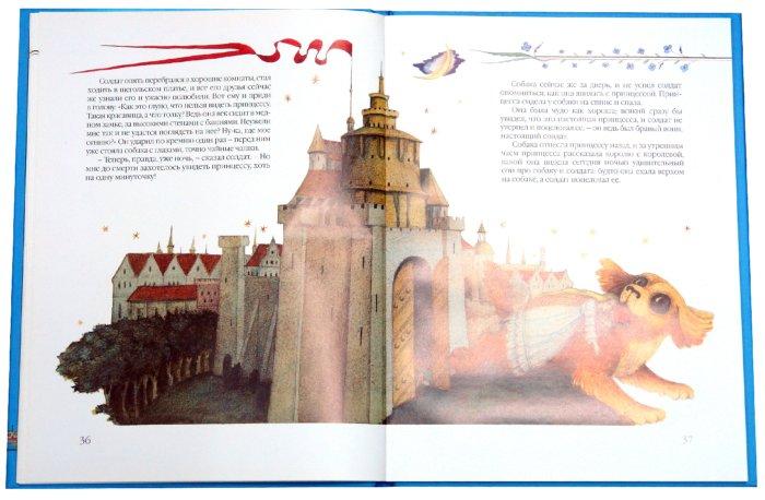 Иллюстрация 1 из 28 для Стойкий оловянный солдатик: сказки - Ханс Андерсен   Лабиринт - книги. Источник: Лабиринт