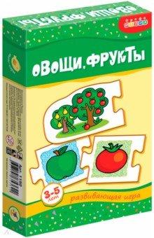 Мини-игры: Овощи, фрукты