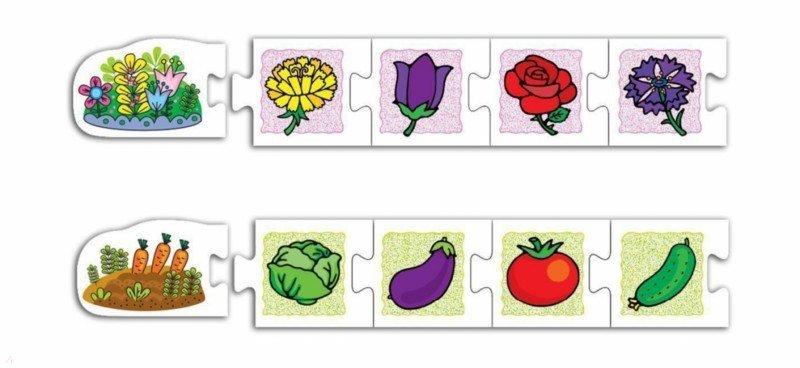 Иллюстрация 1 из 7 для Мини-игры: Овощи, фрукты   Лабиринт - игрушки. Источник: Лабиринт