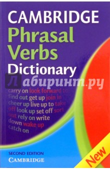 Phrasal Verbs Dictionary цена и фото