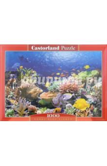 Купить Puzzle-1000. Коралловый риф (С-101511), Castorland, Пазлы (1000 элементов)