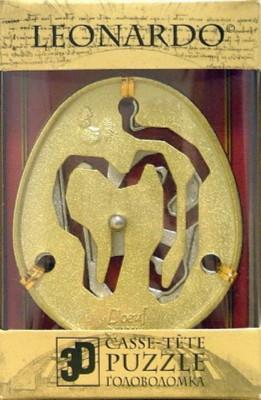 Иллюстрация 1 из 2 для Головоломка Лабиринт / Leonardo Ring Maze (476308) | Лабиринт - игрушки. Источник: Лабиринт