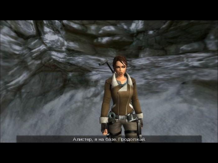 Иллюстрация 1 из 8 для Lara Croft Tomb Raider. Легенда (DVDpc) | Лабиринт - софт. Источник: Лабиринт