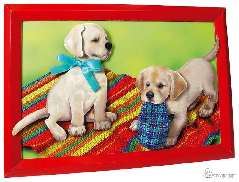 Иллюстрация 1 из 5 для Собачки (АБ 24-501) | Лабиринт - игрушки. Источник: Лабиринт