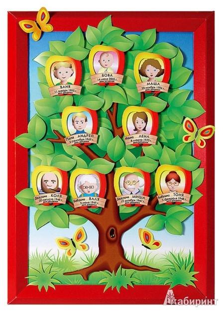 Иллюстрация 1 из 17 для Семья (Аб 24-510) | Лабиринт - игрушки. Источник: Лабиринт