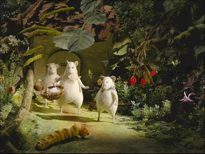 Иллюстрация 1 из 6 для Три маленькие мышки: Визит морской крысы (PC-DVD) | Лабиринт - софт. Источник: Лабиринт