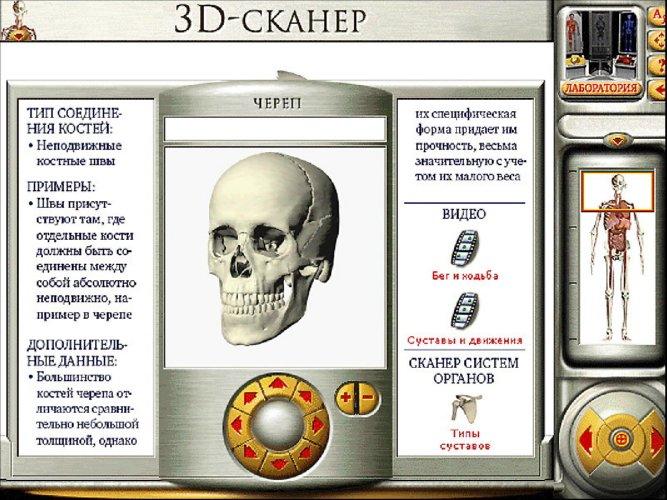 Иллюстрация 4 из 33 для Мое тело. Анатомия и физиология (CDpc) | Лабиринт - софт. Источник: Лабиринт