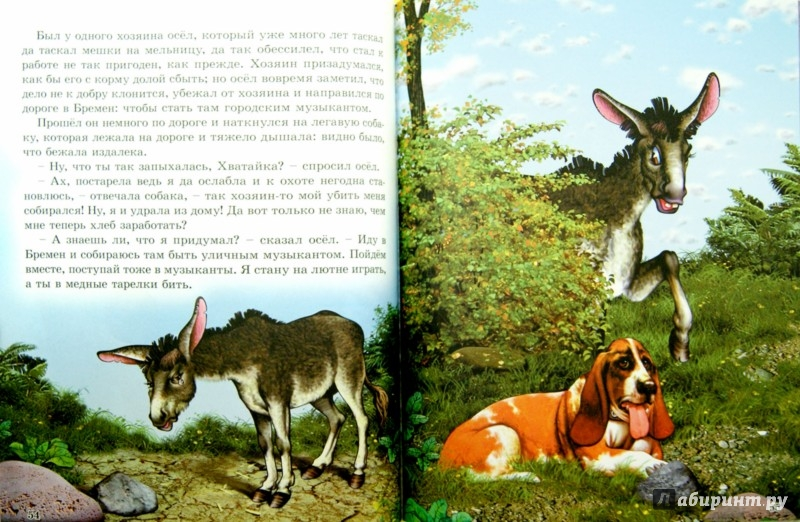 Иллюстрация 1 из 48 для Сказки - Гримм Якоб и Вильгельм | Лабиринт - книги. Источник: Лабиринт