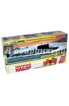 Российская атомная подводная лодка Курск К-141 (М:1/350) (9007П)