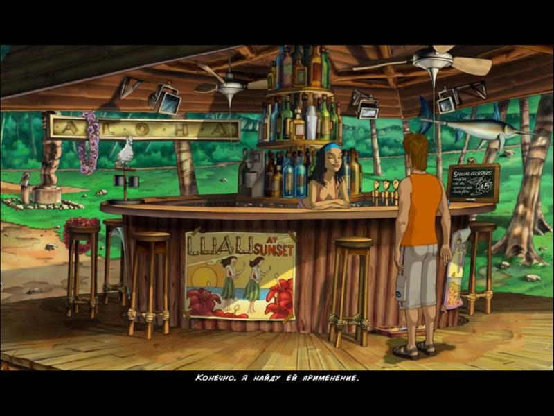 Иллюстрация 1 из 6 для Runaway 2: Сны черепахи (DVDpc) | Лабиринт - софт. Источник: Лабиринт