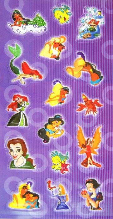 Иллюстрация 1 из 7 для Наклейки детские объемные 3D pub-on Sticker (в ассортименте) | Лабиринт - игрушки. Источник: Лабиринт