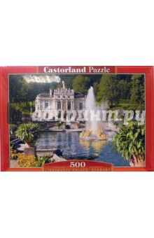 Puzzle-500. Линдерхофф (В-51069) puzzle 500 замок словакия в 51489