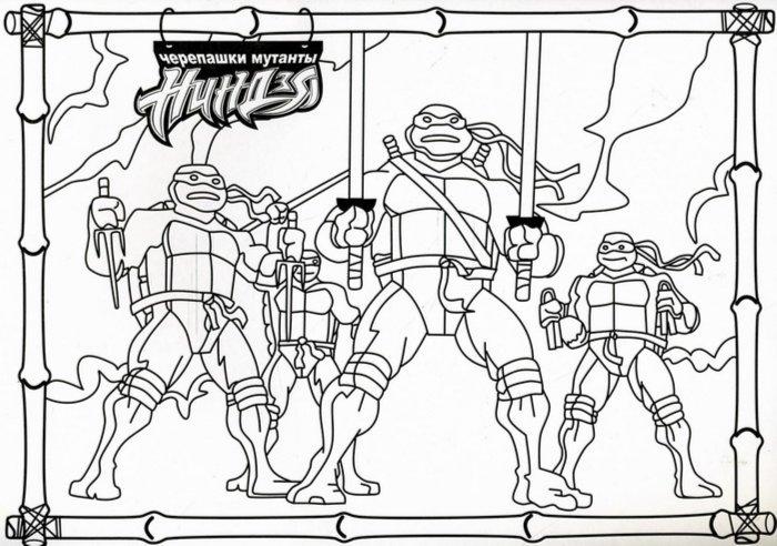 Иллюстрация 1 из 13 для Черепашки ниндзя. Шреддер атакует: Раскраски + DVD - Сьюзан Блу | Лабиринт - книги. Источник: Лабиринт