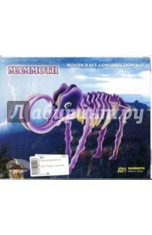 """Сборная модель """"Мамонт"""" (цветной) (JC011)"""
