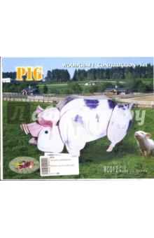 Свинья: Сборная модель