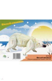 Белый медведь: Сборная модель