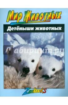Детеныши животных. Элвуд Энн. ISBN: 985-438-195-1