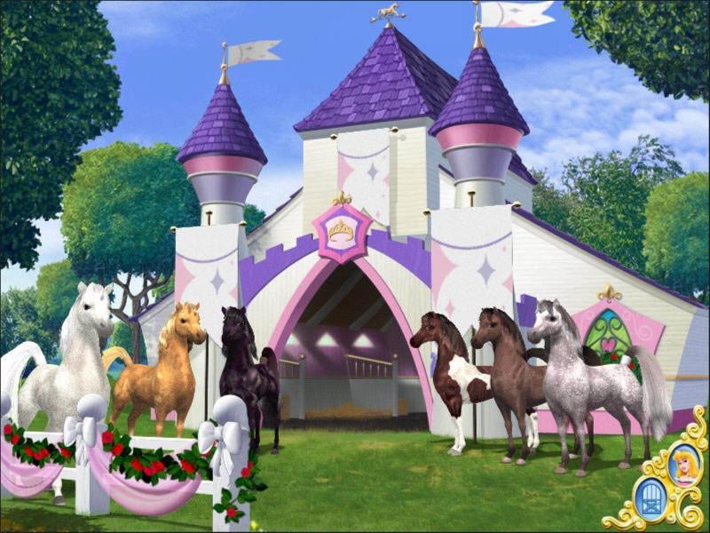 Иллюстрация 1 из 5 для Принцессы: Королевский конкур (CDpc) | Лабиринт - софт. Источник: Лабиринт