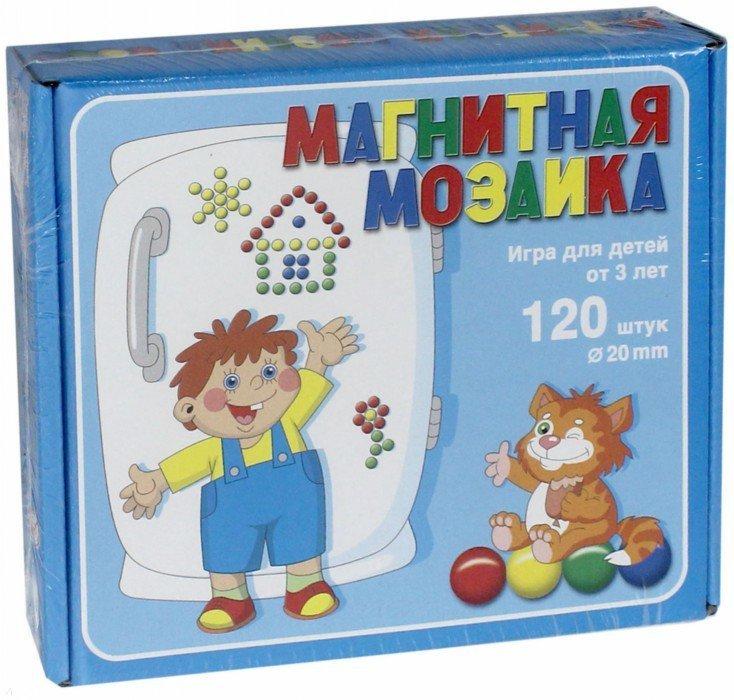 Иллюстрация 1 из 8 для Магнитная мозаика (120 деталей) (00943) | Лабиринт - игрушки. Источник: Лабиринт