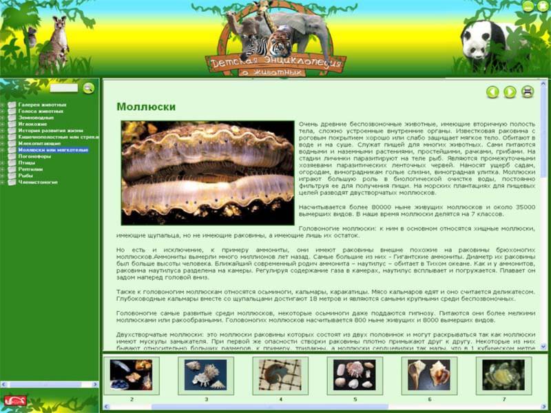 Иллюстрация 1 из 10 для Детская энциклопедия о животных (CDpc)   Лабиринт - софт. Источник: Лабиринт