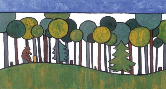 Иллюстрация 1 из 7 для Маша и медведь | Лабиринт - книги. Источник: Лабиринт