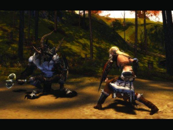 Иллюстрация 1 из 10 для Guild Wars Nightfall (DVDpc) | Лабиринт - софт. Источник: Лабиринт