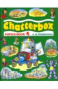 Holderness J.A. Chatterbox 4 (Pupil`s Book) join us for english 3 pupil s book level 3 cd