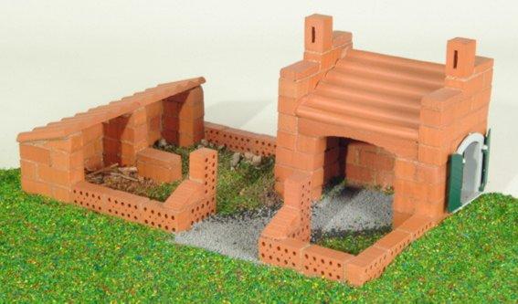 Иллюстрация 1 из 7 для Испанские домики (TF-8010) | Лабиринт - игрушки. Источник: Лабиринт
