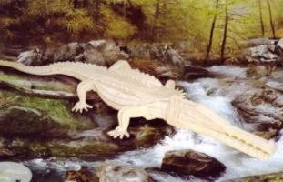 Иллюстрация 1 из 7 для Аллигатор | Лабиринт - игрушки. Источник: Лабиринт
