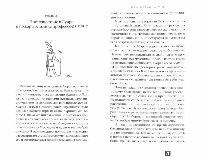 Иллюстрация 1 из 2 для Сын фараона - Виктор Сенин   Лабиринт - книги. Источник: Лабиринт