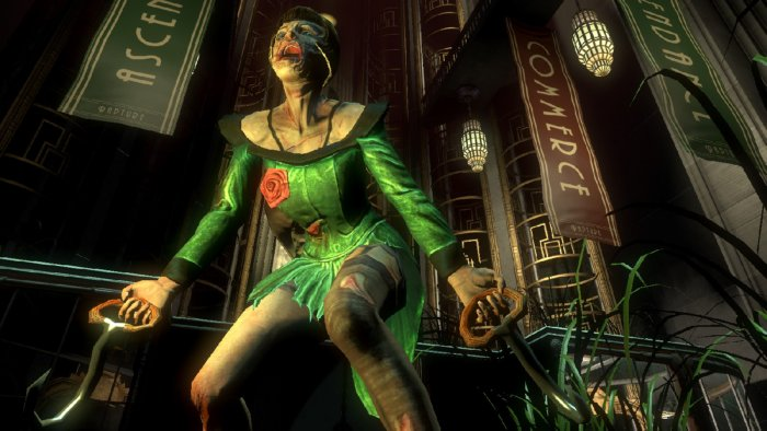 Иллюстрация 1 из 12 для Bioshock (DVD-jewel) | Лабиринт - софт. Источник: Лабиринт