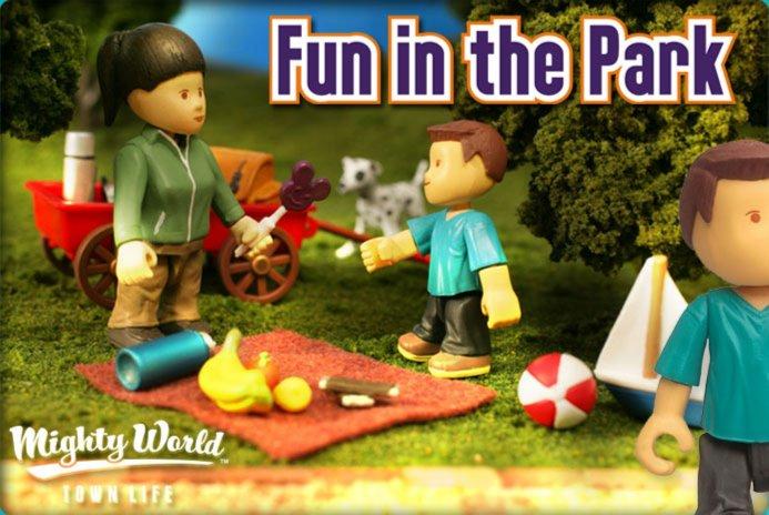 Иллюстрация 1 из 3 для Парк развлечений (8571) | Лабиринт - игрушки. Источник: Лабиринт
