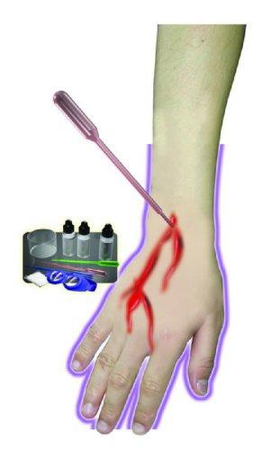 Иллюстрация 1 из 3 для Искусственная кровь (28914) | Лабиринт - игрушки. Источник: Лабиринт