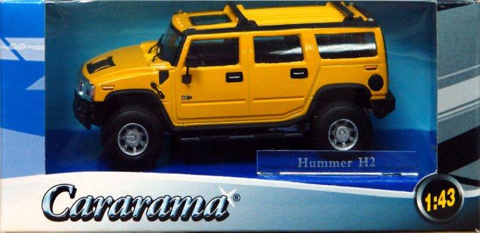 Иллюстрация 1 из 2 для Хаммер Н2 1:43 (433ND)   Лабиринт - игрушки. Источник: Лабиринт