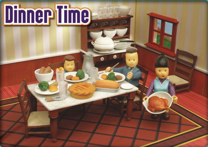 Иллюстрация 1 из 3 для Обеденное время (8610) | Лабиринт - игрушки. Источник: Лабиринт