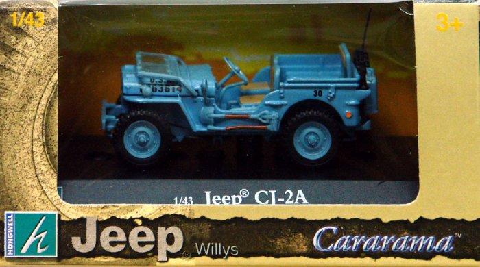 Иллюстрация 1 из 2 для Джип Willys 1:43 (950/D) | Лабиринт - игрушки. Источник: Лабиринт