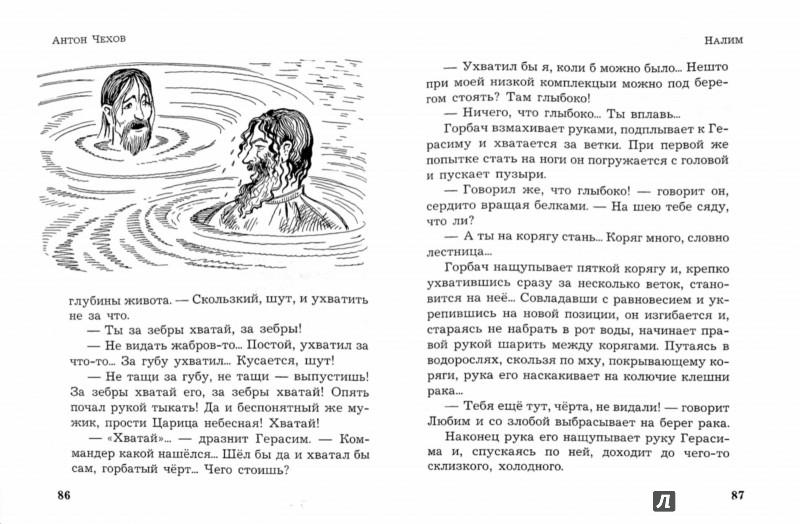 Иллюстрация 1 из 34 для Каштанка - Антон Чехов | Лабиринт - книги. Источник: Лабиринт