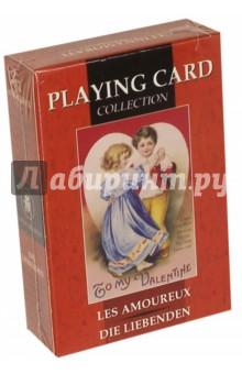 Карты игральные Любовь/Валентинки карты игральные aviator dan and dave 54 карты