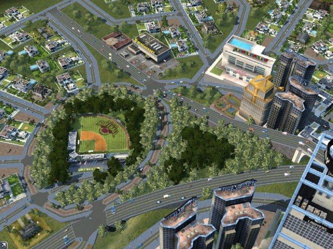 Иллюстрация 1 из 6 для City Life 2008: Город, созданный тобой (DVDpc) | Лабиринт - софт. Источник: Лабиринт