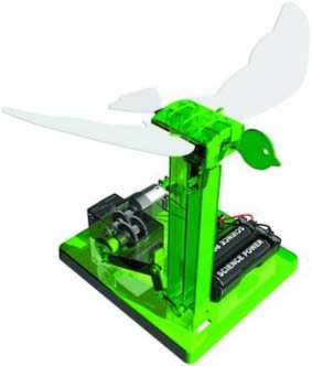 Иллюстрация 1 из 2 для Птица-робот (28102)   Лабиринт - игрушки. Источник: Лабиринт